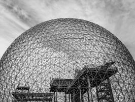 Biosphere Montreal by JANorlin