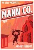 MANN CO. by SoludSnak