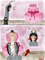 Happy Bday Kiba n Akamaru by foxford