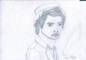 Andrew-Lee Potts as Hatter :3 by white-wolf27