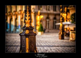 Nancy - the city of gold IV by calimer00