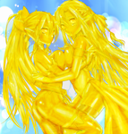 The Golden Fairies by adi1625