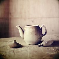Kettle and light by LILY-m