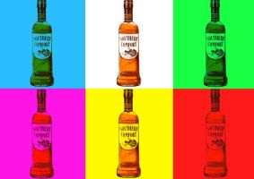 Southern Comfort Wallpaper by PunkAsFcuk82