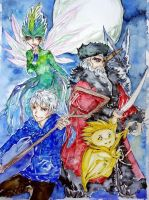 The Guardians by Wini116