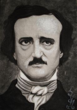 Quoth The Poe It by natalievonraven