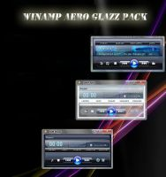Winamp Aero Glazz Pack by AMD86