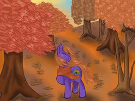 Late Autumn by I-Redeemer-I