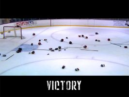 Hockey Victory by Slippy013