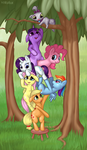 Cooperation -Everfree NW 2015 Contest Entry- by hirurux