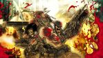 Gears of War by Walter-Ostlie