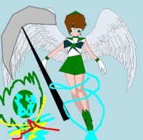 Sailor Earth only boy s scout by Divine-ranson-300