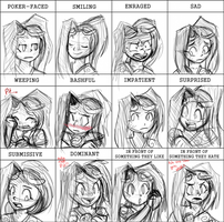 Viridi Expressions by Angelstar7