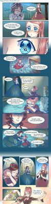 Untitled Princess Comic Pitch by MagicalSakura