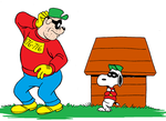 Beagle boys by FaGian