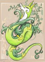 Serperior by AustriaUsagi