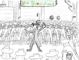 R for ReVolutions by Epantiras