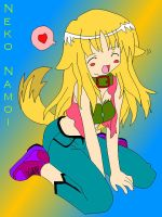 Namoi 3 XD by squirrellover