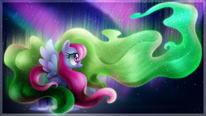 An Aurora's Beauty by Deliriush