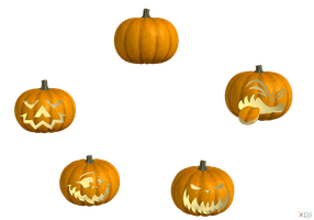 Pumpkins by IDW by Tiffli