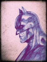 Batman Profile by manojart