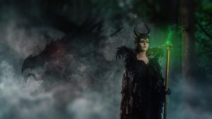 Maleficient by DreamArts-Photo