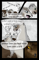 Mother said to keep clean p.1 by sanr4