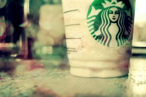 Starbucks Cup by love-in-focus-Photo