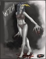 L4D- Mute witch by Deviant-BELLUM