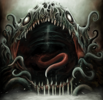 Dagon by Eyes-Of-The-Dead