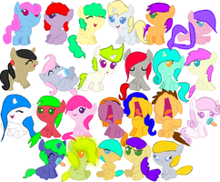 FREE MLP Adoptables Closed by HeartBreeze218