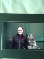 Me with Owl! by Laineyfantasy