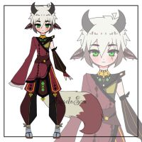 Kemonomimi adoptable 05 closed by AS-Adoptables
