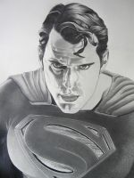 Superman Finished by corysmithart