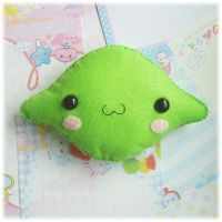 Lime Plushie by Keito-San
