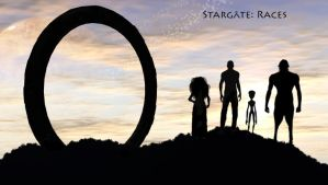 Stargate Races by Papacy