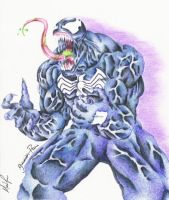 Venom by papipatin
