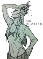 Soldier's Thranduil by JaneDoemmmmm