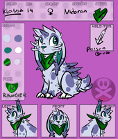 Pocket-Felines: Klonoa App by TerraTidal