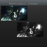 Taqwall-Mitchell-Dark by FernandoDesign