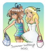 Holidays by bostita