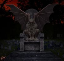 Gargoyle by harry241