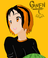 New OC I.D.- Gwen by The-Great-Stash