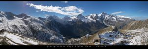 Grossglockner High Alpine Road by vttiste