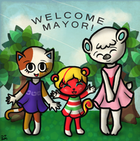 ''Welcome Mayor!'' by Jrynkows