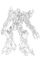 His Name is Megatron by Ra88