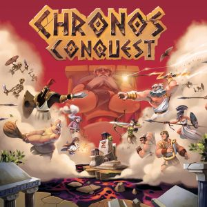 Chronos Conquest Cover