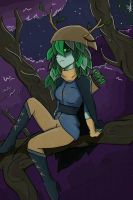 Huntress Wizard - Adventure Time by tamikofrost