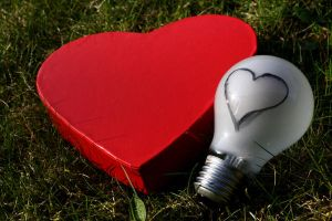 Love Bulb by PinkFuneral
