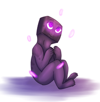 Enderling by PuddingzWolf